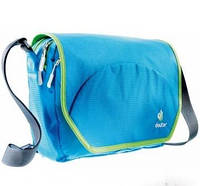 Сумка Deuter Carry out цвет 3223 turquoise-kiwi