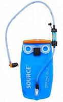 Питьевая система с фильтром Source Widepac 2L + Sawyer filter Transparent-Blue
