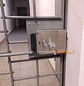 Atis Lock SSM электромеханический замок из нержавейки( на калитку,входную дверь), фото 3