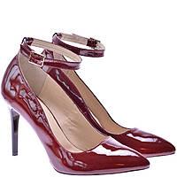Туфлі жіночі  FS1001 бордо, фото 1