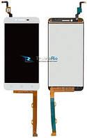 Модуль Дисплей Lenovo (A6020a46) Vibe K5 Plus, Lemon 3 с тачскрином, белый