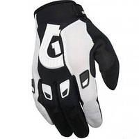 Велоперчатки 661 COMP GLOVE BLACK/WHITE M