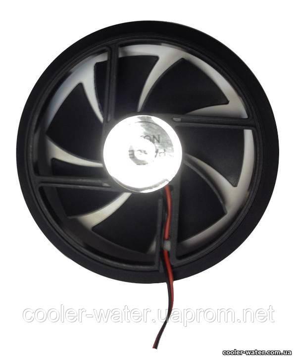 Вентилятор круглый кулера для воды