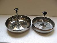 Кормушка для поросят (металлическая круглая) на 2л і 3,5л