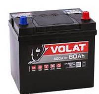 Аккумулятор автомобильный VOLAT ASIA - 60A +прав (600 пуск)