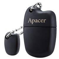 Usb флеш apacer ah118 32 Гб black (ap32gah118b-1)