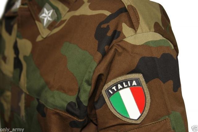 Камуфляжный костюм Woodland Италия для охоты и рыбалки