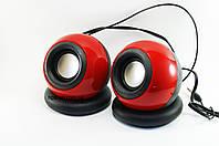 Компьютерные колонки акустика USB 2.0 E116