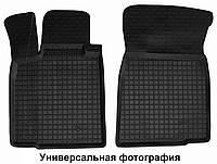 Полиуретановые передние коврики для JAC J6 2013- (AVTO-GUMM)