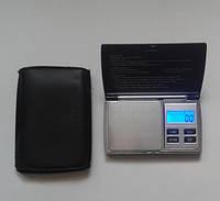 Весы лабораторные электронные, чувствительность 0,1г, максимальная нагрузка 500 г, питание 2хААА
