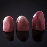 Камень натур. Сувенир, цена за 100 грамм Родонит розовый