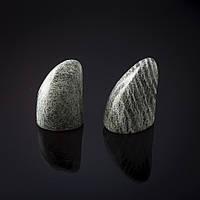 Камень натур. цена за 100 грамм Змеевик