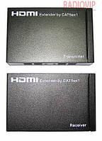 Передатчик HDMI сигнала по витой паре