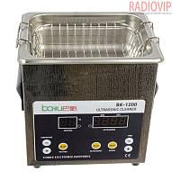 Цифровая ультразвуковая ванна BK-1200 1,6 л 60 Вт