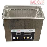 Цифровая ультразвуковая ванна BAKU BK-2000 3,2 л 120 Вт