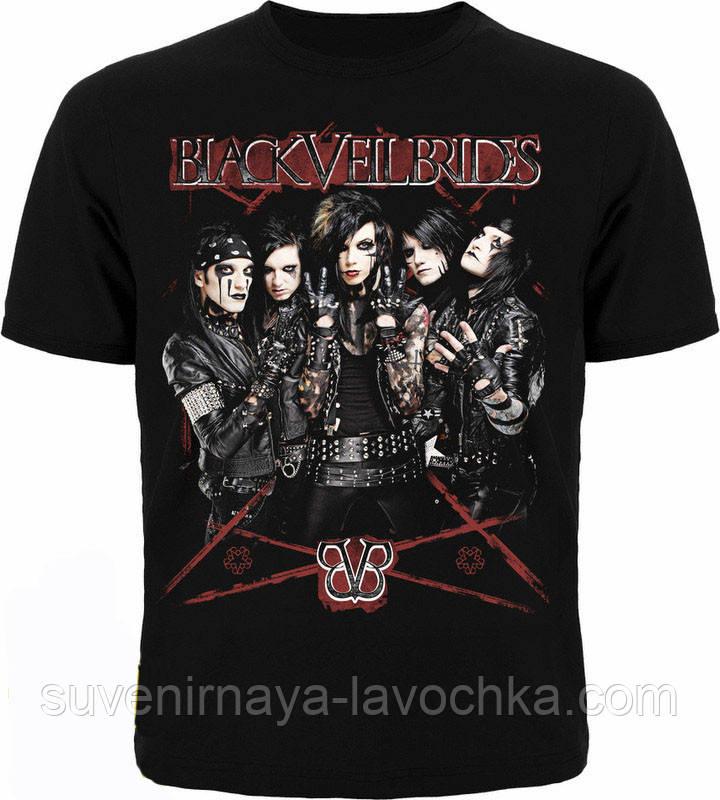 Рок футболка Black Veil Brides (фото)
