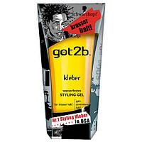 "Got2b Wasserfestes Styling Gel ""Kleber"" - Водостойкий стайлинг-гель ""Стальная хватка"", 150 мл"