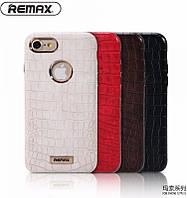 Чехол с подставкой для iPhone 7 - Remax Maso case, разные цвета