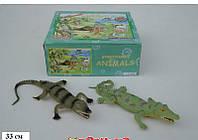 Крокодил Гонконг A022P тянучка 2вида, 8шт