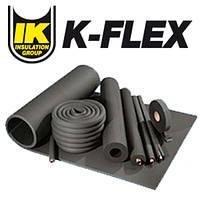 Термоизоляция каучуковая для медных труб K-Flex
