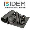 Термоізоляція каучукова для мідних труб ISIDEM