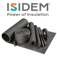 Термоизоляция каучуковая для медных труб ISIDEM
