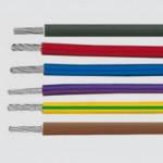 Силовой термостойкий силиконовый провод Lapp Kabel коричневый в бухтах по 100 м OLFLEX HEAT 205 SC 1X4 0087001