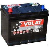 Аккумулятор автомобильный VOLAT ASIA - 70A+лев (700 пуск)