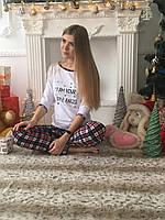 Хлопковая женская пижама. Высококачественный турецкий хлопок. Пижамы оптом и в розницу.
