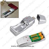 "USB зарядка для аккумуляторов - ""USB Charger"", фото 1"
