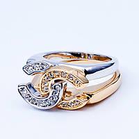 Кольцо в стиле Chane.