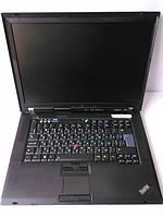 "Ноутбук Lenovo R61, 15.4"", Intel E7300 2.66 GHz, RAM 2ГБ, HDD 120ГБ"