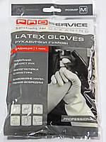 Перчатки сверхпрочные M 1шт/уп Professional желтые