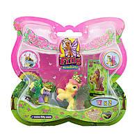 """FILLY Butterfly Glitter Emma & Tia з кристалами Swarovski  ( Бабочки Филли """"Волшебная семья"""" - Эмма и Тиа )"""