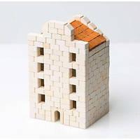 Мини-конструктор из керамических кирпичиков «Отель» 400 деталей, фото 1