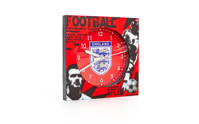 Часы настенные Клубные ENGLAND FB-1963-ENG, фото 2