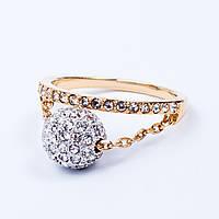 Кольцо на фалангу в стиле Chanel