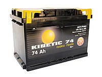 Аккумулятор Kinetic М3  6СТ-74 А