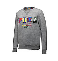 Толстовка Puma X DR Logo Crew Sweat (ОРИГИНАЛ)