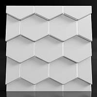 """Настенная гипсовая 3D панель """"Roof"""""""