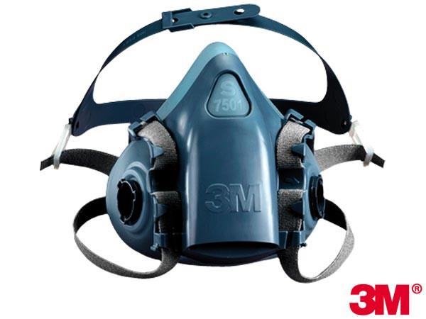 Полумаска защитная 3M-MAS-7500
