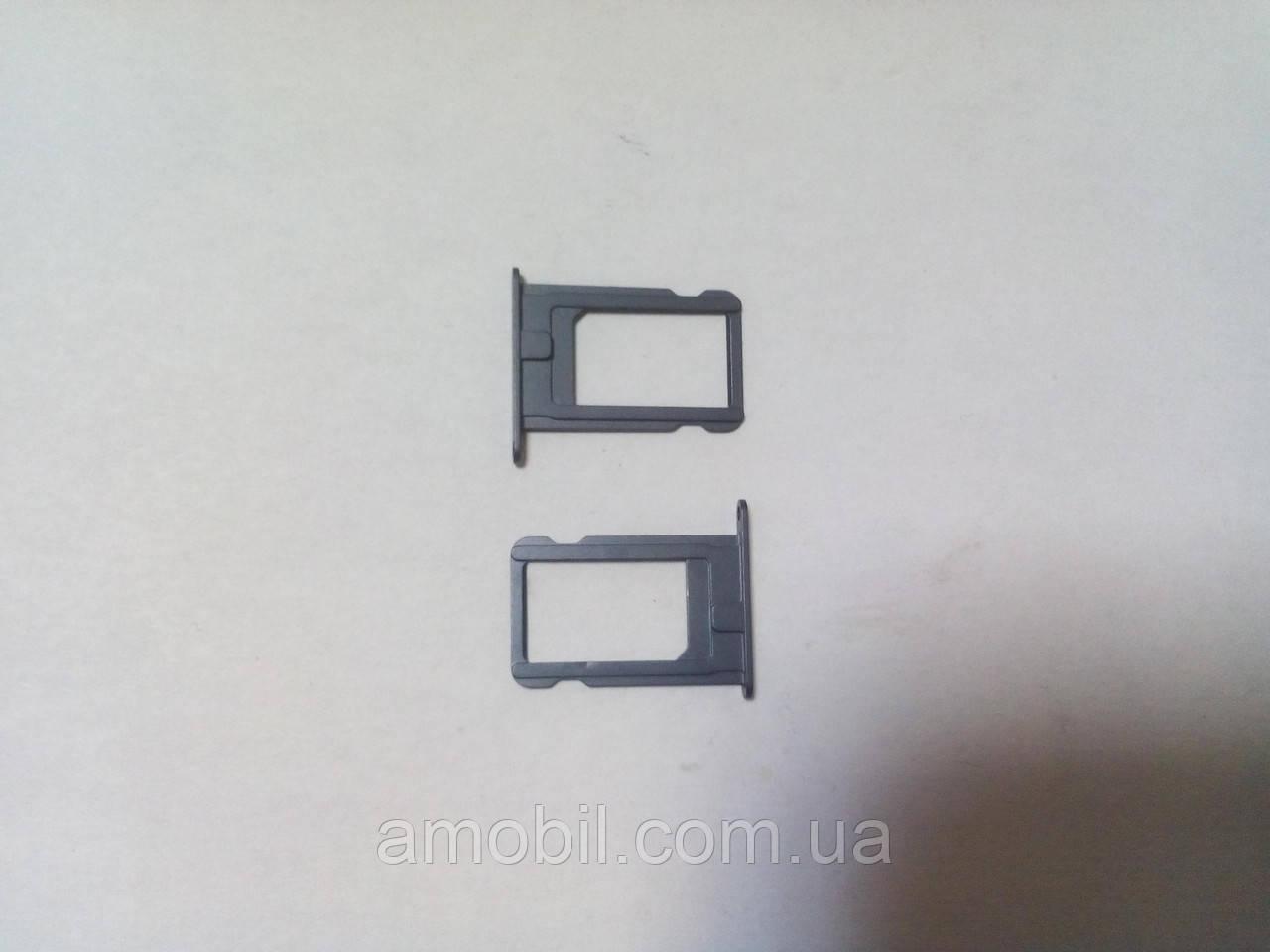 Sim держатель (лоток) для iPhone 5 orig