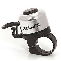 Звонок велосипедный XLC DD-M06 серебристый