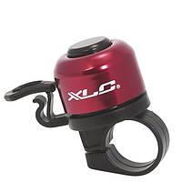 Звонок велосипедный XLC DD-M06 красный