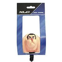 Звонок велосипедный XLC сумоист