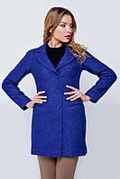 """Пальто-пиджак """"Дебби"""" синее"""