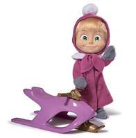 Кукла Маша с санками Simba (9301681)