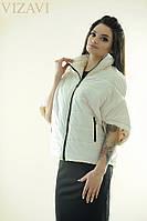 Куртка женская короткий рукав (цвета) РО2060
