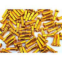 Ниппели alloy gold 14G