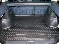 Коврик в багажник Mitsubishi Outlander XL 2007> (без сабвуфера)